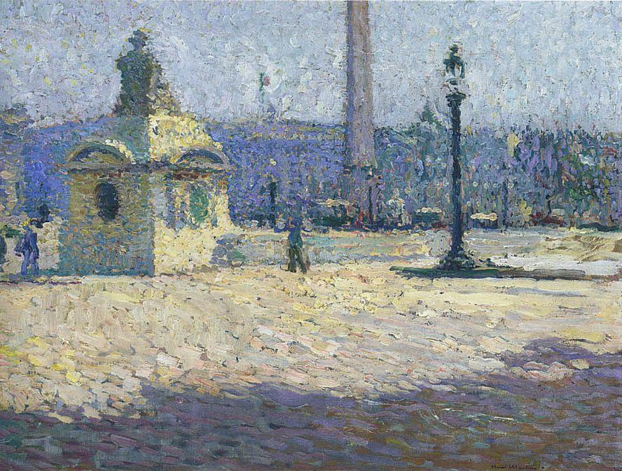 Concorde Square  - Henri Martin