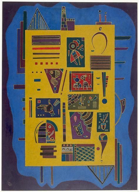 Conglomerat -  Wassily Kandinsky