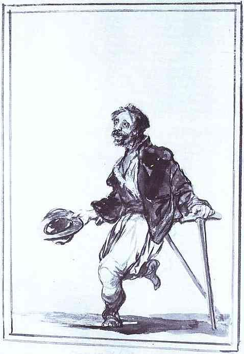 Consequences of War - Francisco Goya