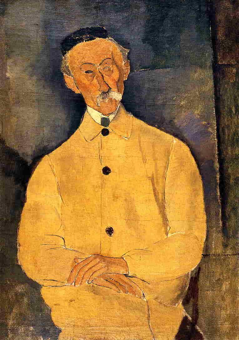 Constant Leopold - Amedeo Modigliani