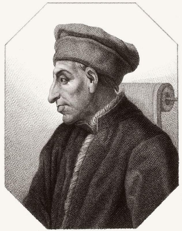 Cosimo de' Medici il Vecchio - Jacopo Pontormo