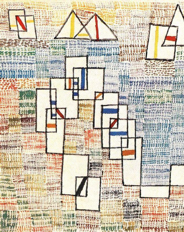 Cote de provence - Paul Klee