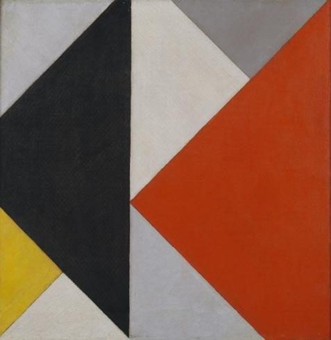 Counter composition XIII - Theo van Doesburg