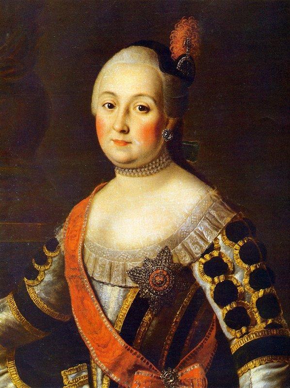 Countess Anna Vorontsova - Aleksey Antropov