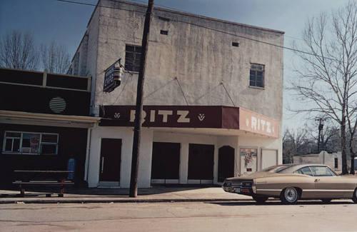 Crenshaw, Mississippi - William Eggleston