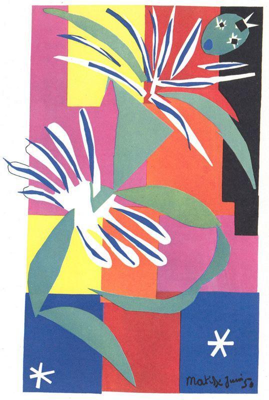 The Creole Dancer - Henri Matisse