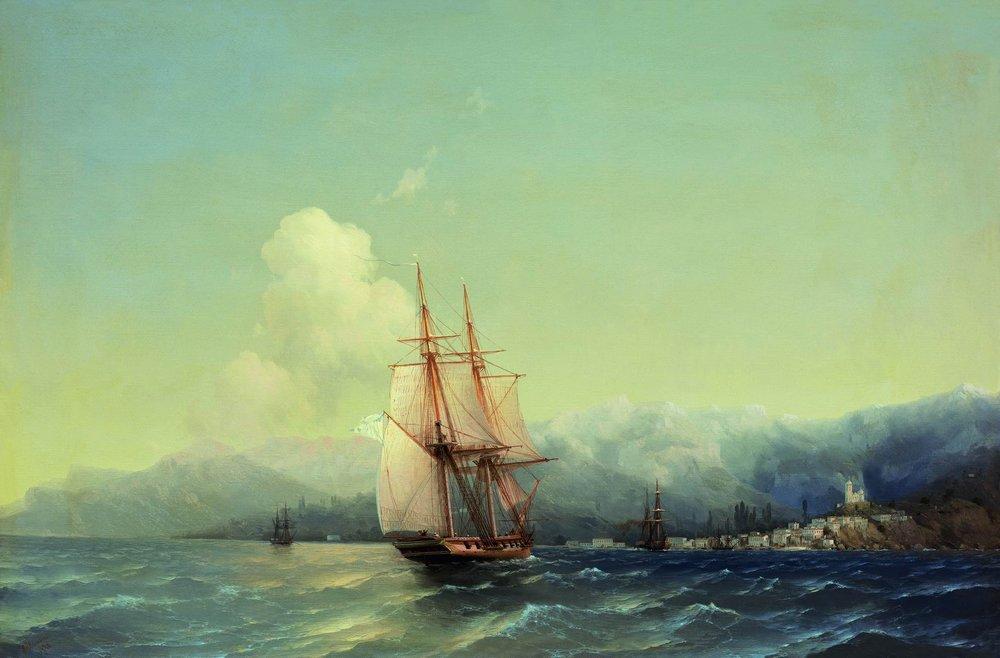 Crimea - Ivan Aivazovsky