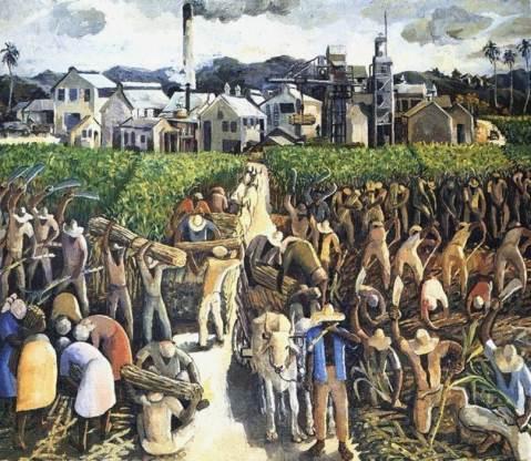Crop Time - Albert Huie