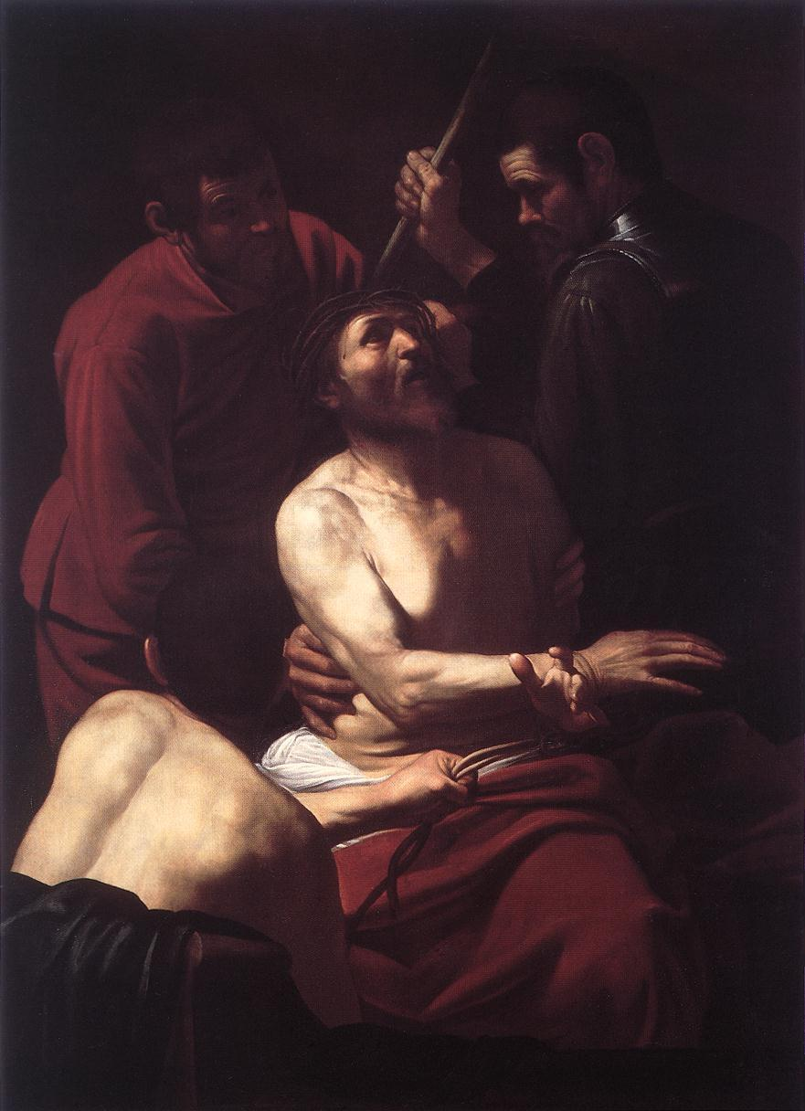 Crowning with Thorns - Caravaggio
