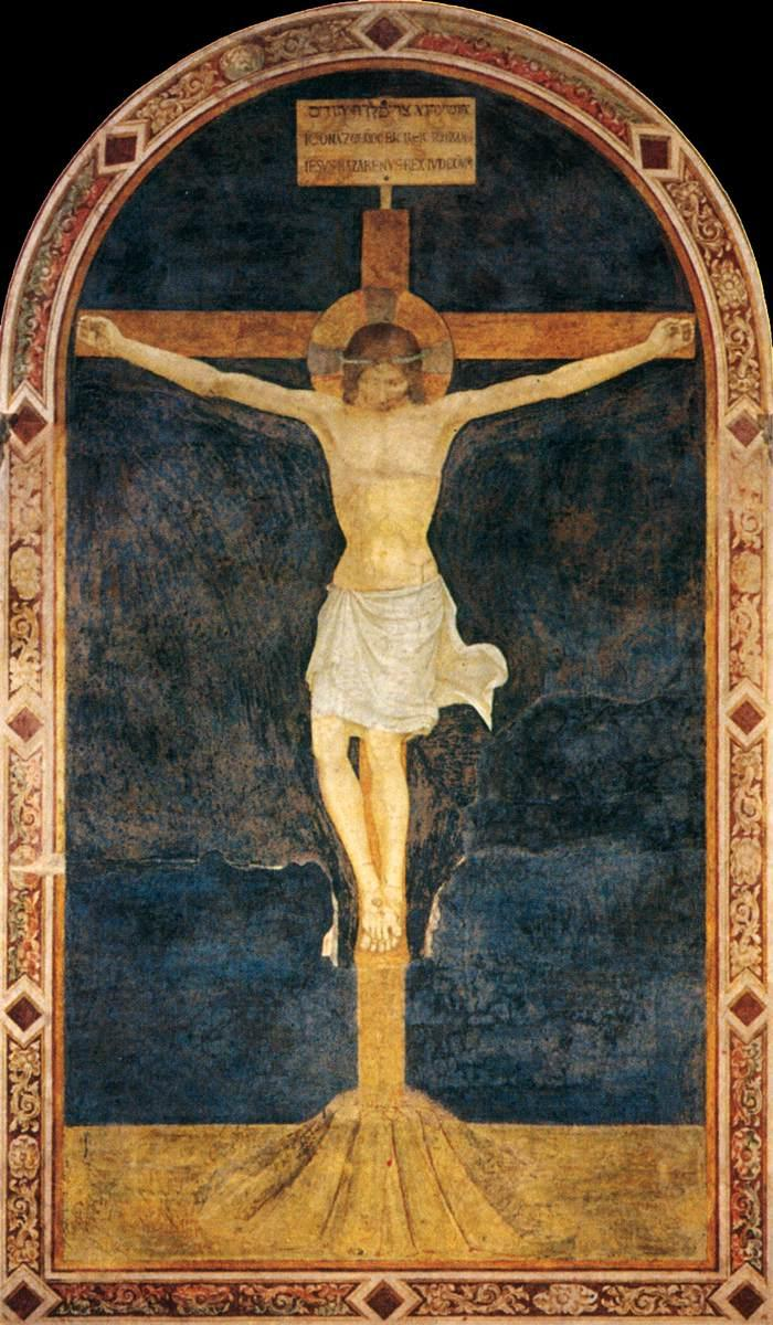 Crucified Christ - Fra Angelico