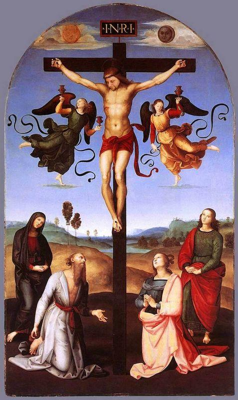 Crucifixion - Raphael