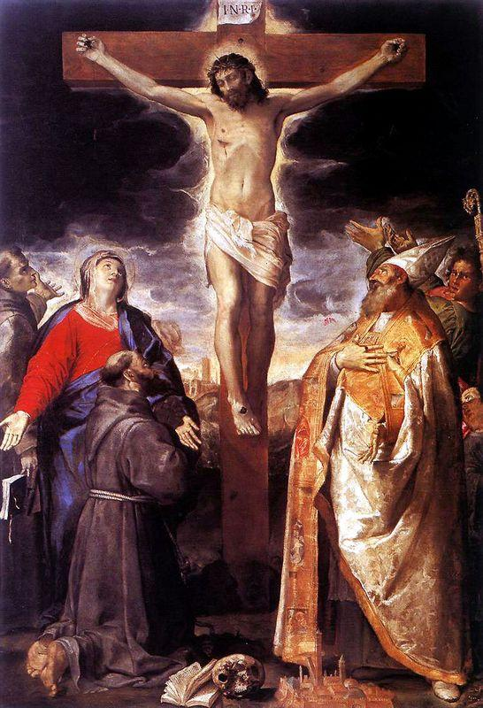 Crucifixion - Annibale Carracci