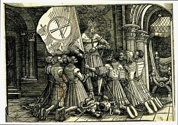 Crusade - Albrecht Altdorfer