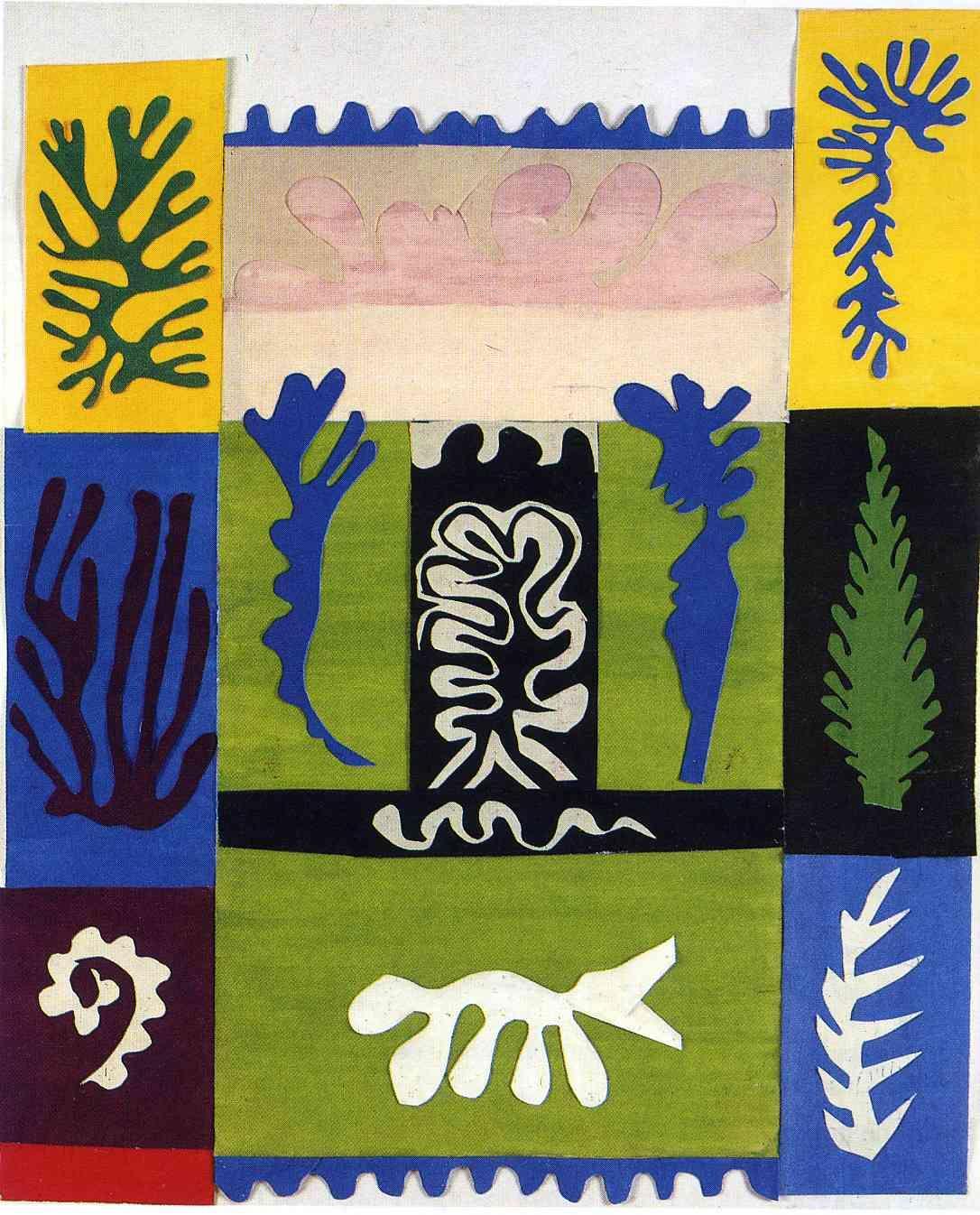 Anfitrite - Henri Matisse