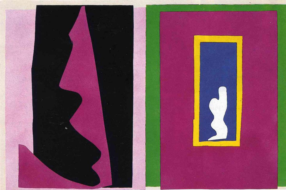 The Destiny - Henri Matisse