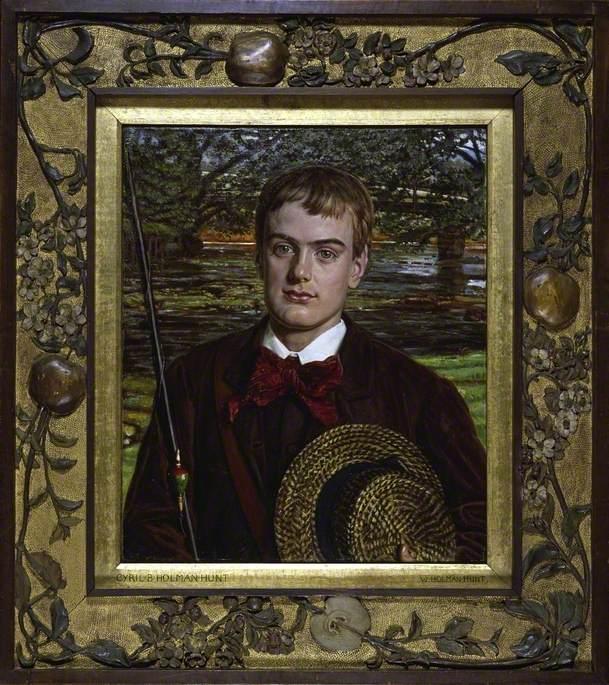 Cyril Benoni Holman Hunt  - William Holman Hunt