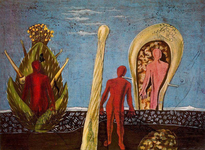Dada-Gauguin - Max Ernst