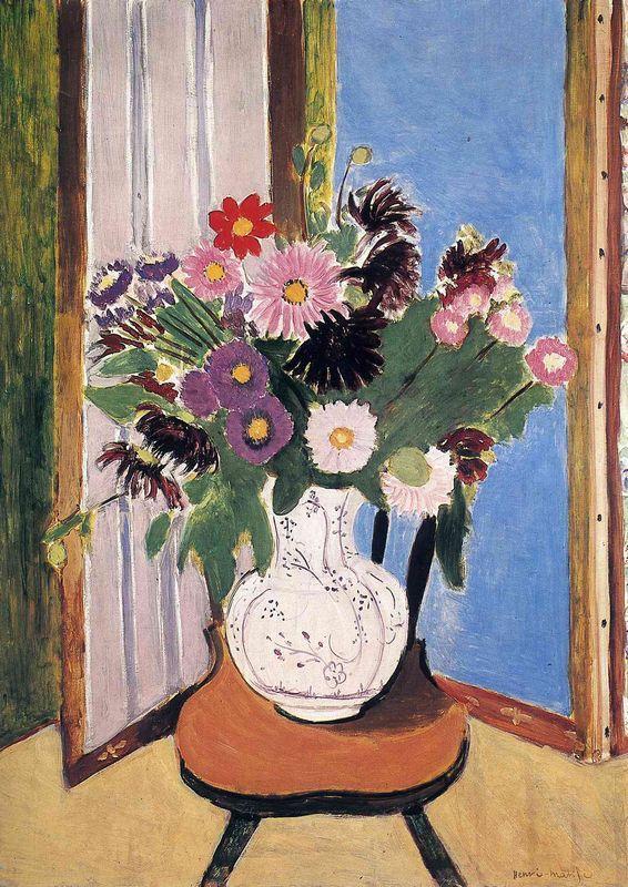 Daisies - Henri Matisse