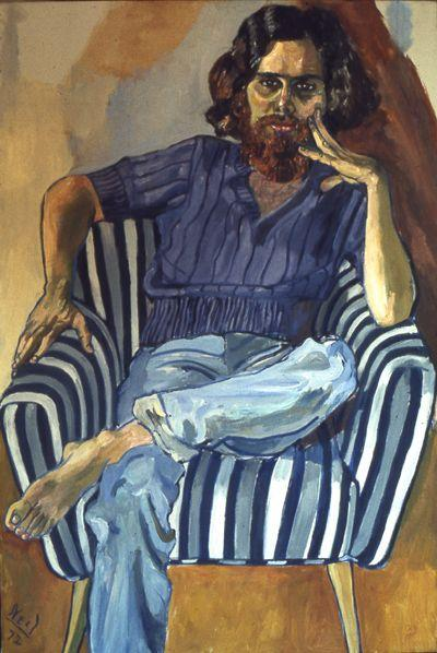 Dana Gordon - Alice Neel