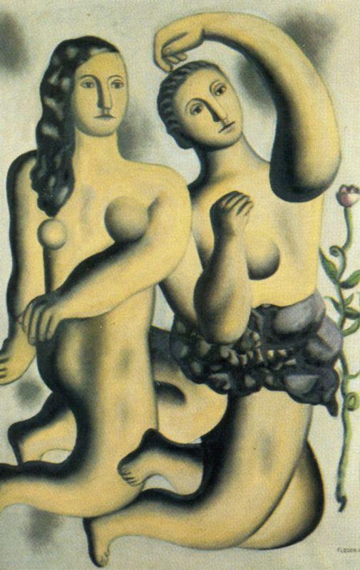 Dance - Fernand Leger