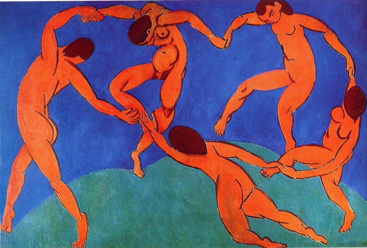 Dance (II) - Henri Matisse