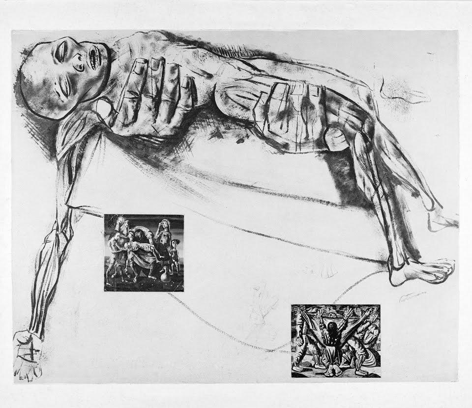 Dead Boy - Candido Portinari