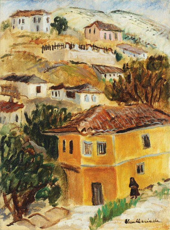 Balchik Hills - Micaela Eleutheriade