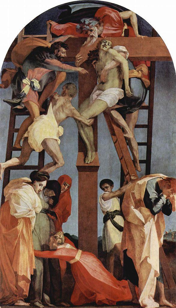 Deposition - Rosso Fiorentino