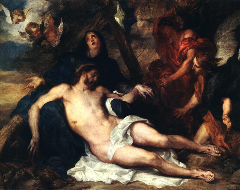 Deposition - Anthony van Dyck