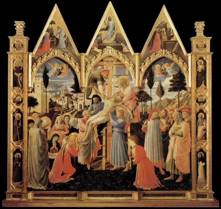 Deposition from the Cross  - Fra Angelico