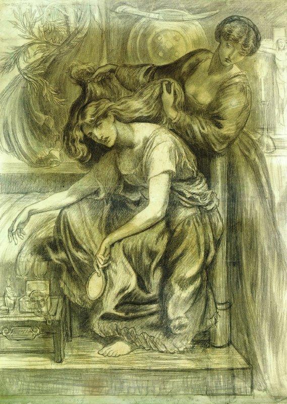 Desdemona`s Death Song - Dante Gabriel Rossetti