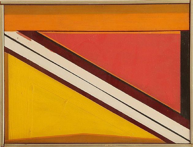 Diagonal 4 - Larry Zox