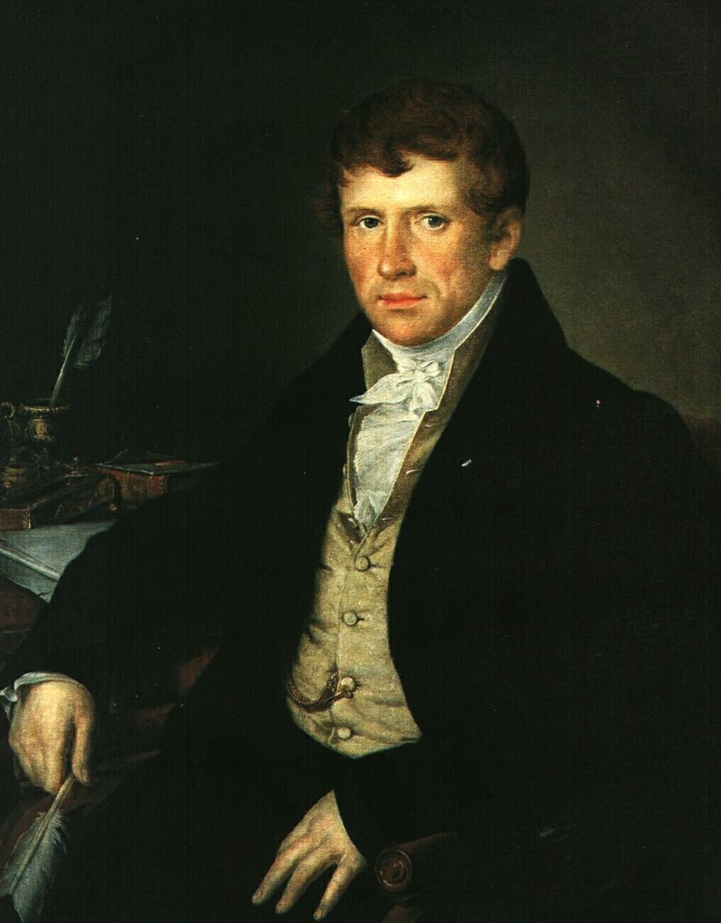 Diomede V. Kiselev - Vasily Tropinin
