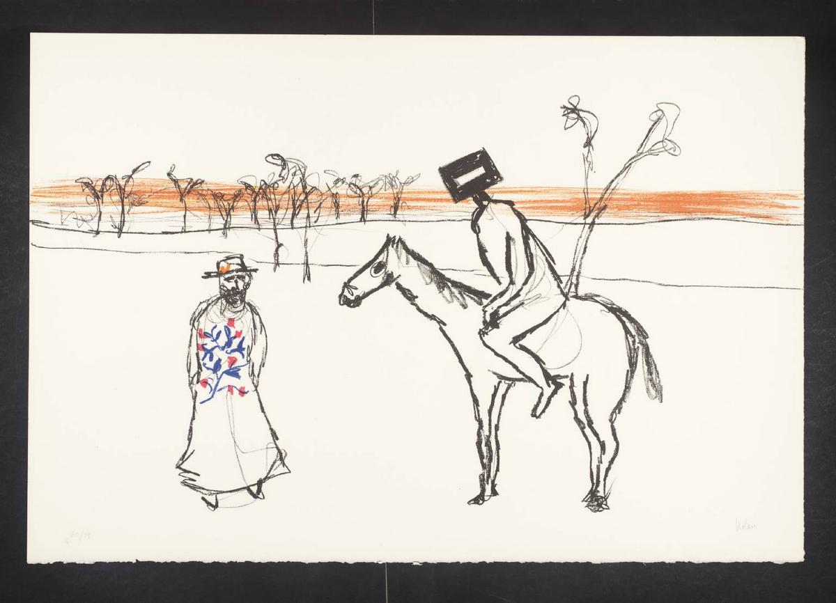 Disguise - Sidney Nolan