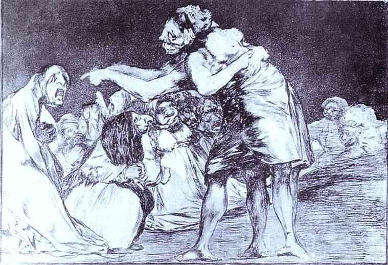 Disordered - Francisco Goya