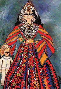 Divine Protection - Princess Fahrelnissa Zeid