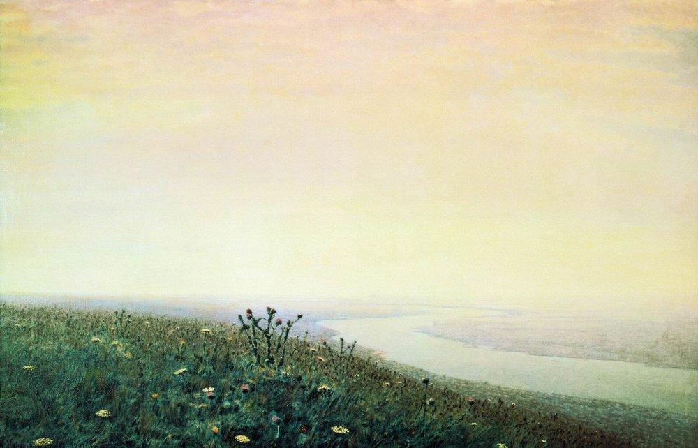 Dnieper in the morning - Arkhip Kuindzhi