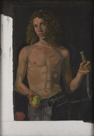 Dominic as ''Summer''  - Yiannis Tsaroychis