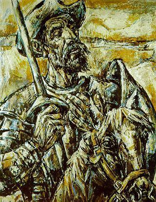 Don Quijote inmortal - Vela Zanetti