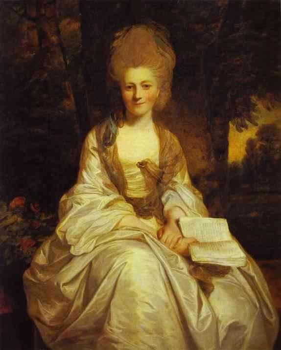 Dorothy, Countess of Lisburne - Joshua Reynolds