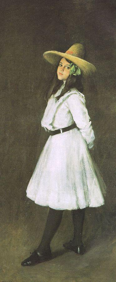 Dorothy - William Merritt Chase