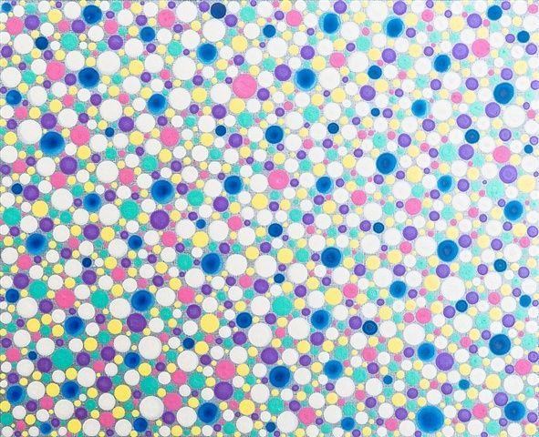 Dots - Yayoi Kusama