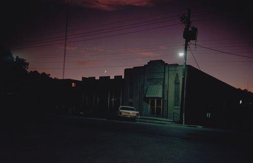 Downtown Morton, Mississippi - William Eggleston
