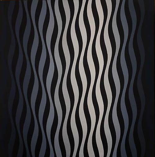 Drift 2 - Bridget Riley