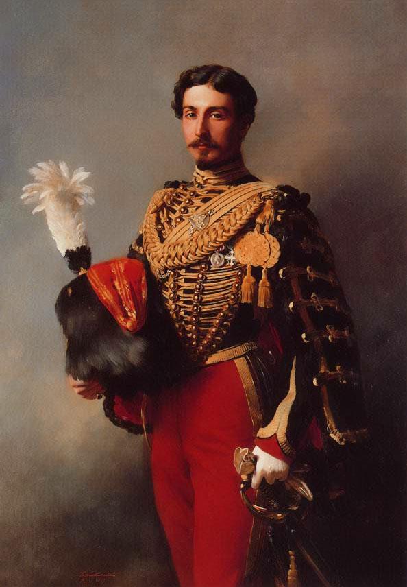 Edouard Andre - Franz Xaver Winterhalter