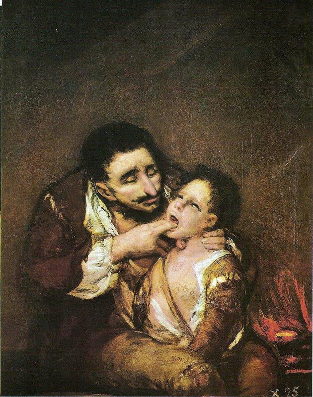 El Lazarillo de Tormes - Francisco Goya