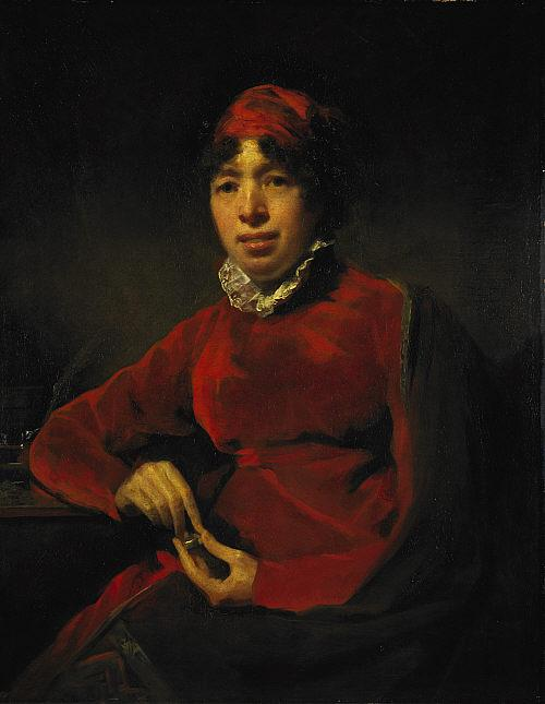 Elizabeth Hamilton - Henry Raeburn