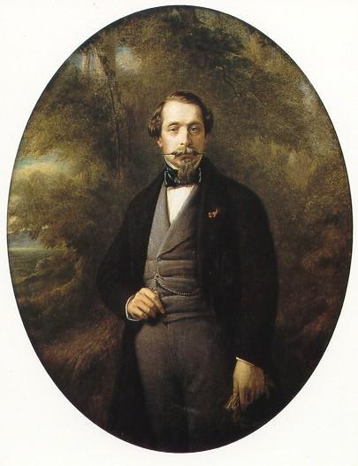 Emperor Napoleon III - Franz Xaver Winterhalter