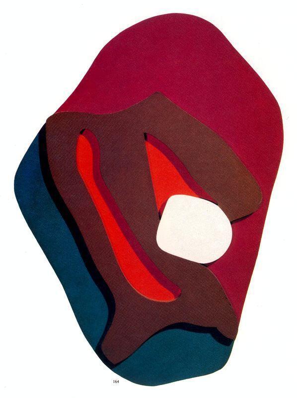 Enak's Tears. Terrestrial Forms - Jean Arp