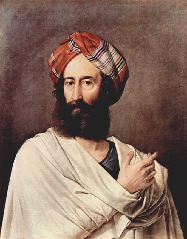 Ephraim - Francesco Hayez